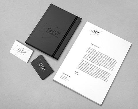 FinDiT – CORPORATE IDENTITY project