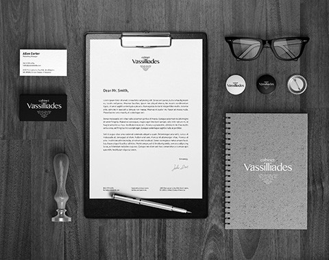 Vassilades – CORPORATE IDENTITY project