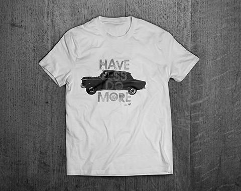 T-SHIRT CARSHARING project