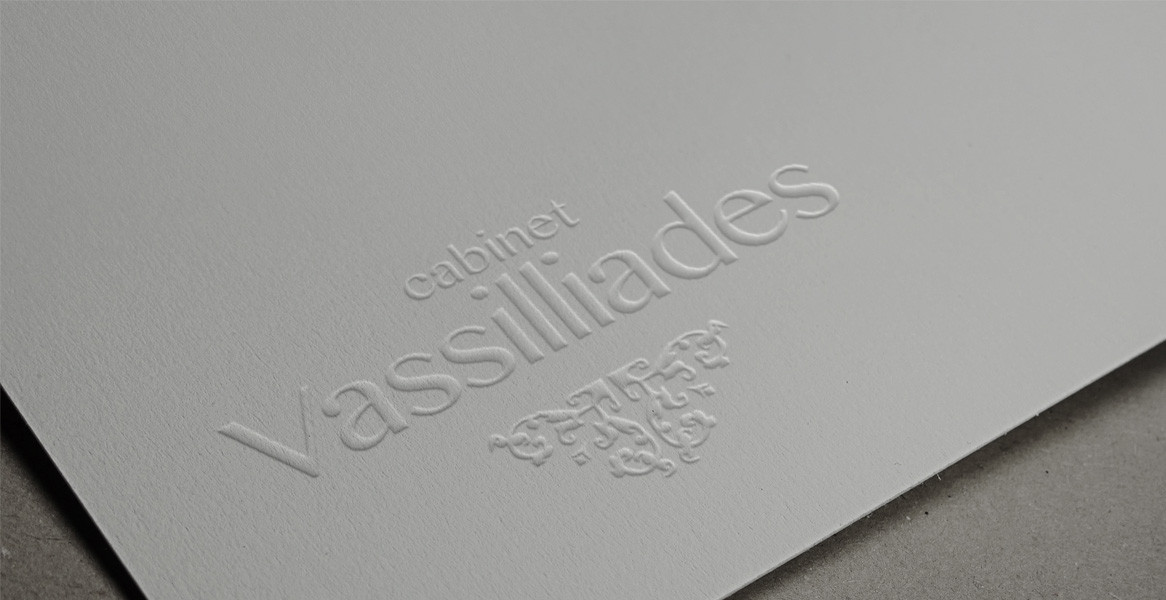 Vassilades – CORPORATE IDENTITY#3